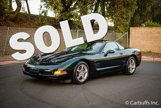 2000 Chevrolet Corvette    Concord, CA   Carbuffs in Concord