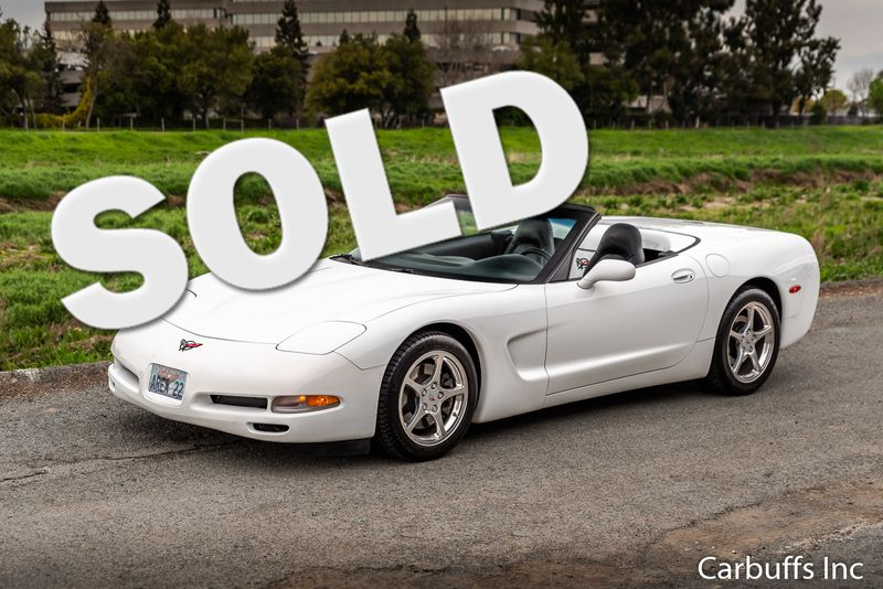 2000 Chevrolet Corvette  | Concord, CA | Carbuffs