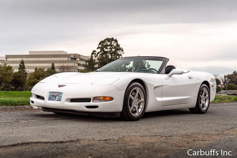 2000 Chevrolet Corvette  | Concord, CA | Carbuffs in Concord, CA