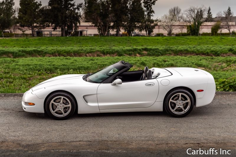 2000 Chevrolet Corvette  | Concord, CA | Carbuffs in Concord, CA