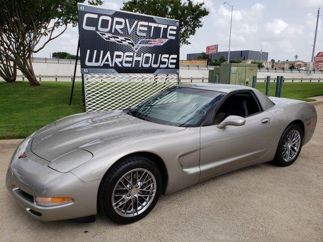 2000 Chevrolet Corvette Coupe Hardtop FRC