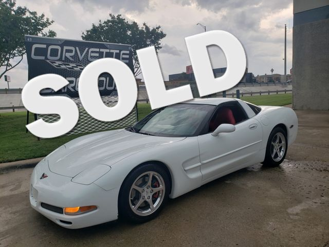 2000 Chevrolet Corvette in Dallas Texas