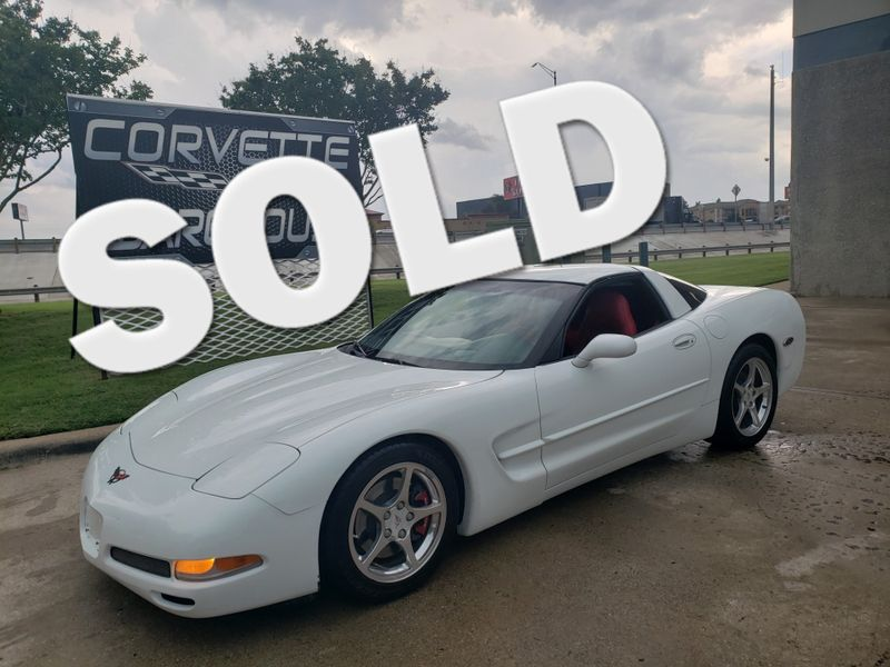 2000 Chevrolet Corvette Coupe HUD, Auto, Borla, Polished Wheels!  | Dallas, Texas | Corvette Warehouse