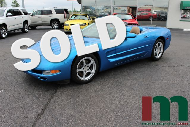 2000 Chevrolet Corvette  | Granite City, Illinois | MasterCars Company Inc. in Granite City Illinois