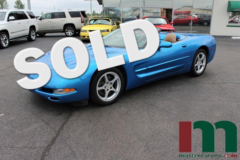 2000 Chevrolet Corvette  | Granite City, Illinois | MasterCars Company Inc. in Granite City Illinois