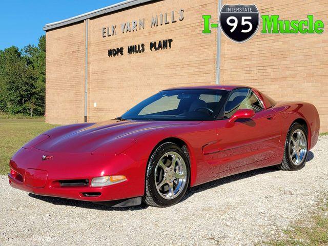 2000 Chevrolet Corvette Z51