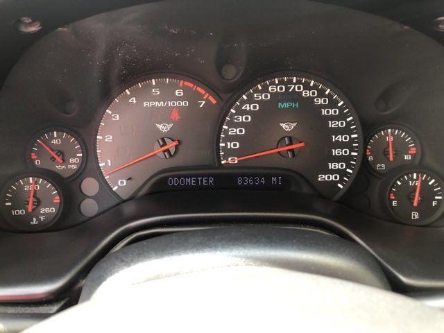 2000 Chevrolet Corvette Z51 Houston, TX 15