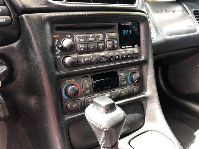 2000 Chevrolet Corvette Z51 Houston, TX 16