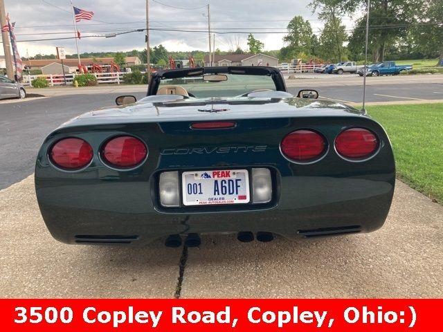 2000 Chevrolet Corvette Base in Medina, OHIO 44256