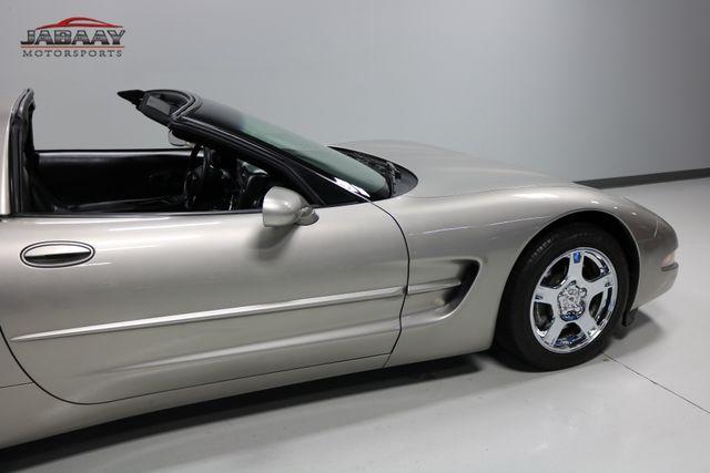 2000 Chevrolet Corvette Merrillville, Indiana 38