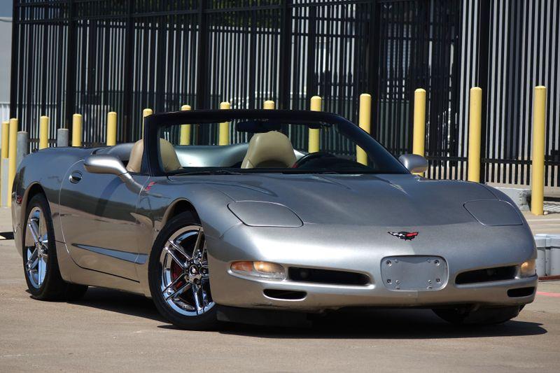 2000 Chevrolet Corvette auto* only 95k mi* ez finance**   Plano, TX   Carrick's Autos in Plano TX