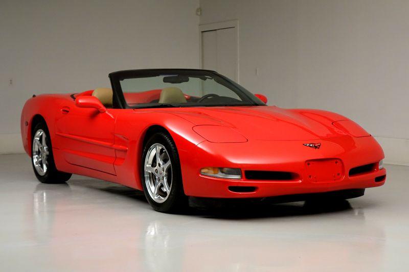 2000 Chevrolet Corvette Conv* Manual* 38k Miles*** | Plano, TX | Carrick's Autos in Plano TX