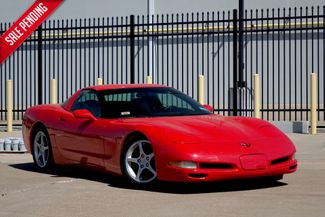 2000 Chevrolet Corvette * Magnetic Red* Heads Up* Bose***   Plano, TX   Carrick's Autos in Plano TX