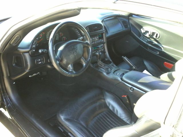 2000 Chevrolet Corvette San Antonio, Texas 7