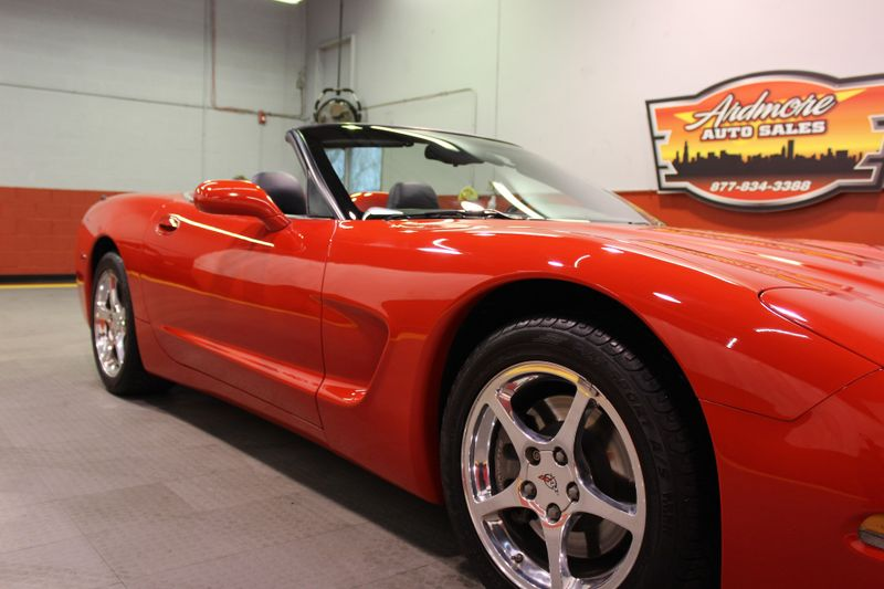 2000 Chevrolet Corvette   city Illinois  Ardmore Auto Sales  in West Chicago, Illinois