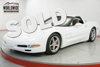 2000 Chevrolet CORVETTE 8K ORIGINAL MILES COLLECTOR GRADE MUST SEE   Denver, CO   Worldwide Vintage Autos in Denver CO