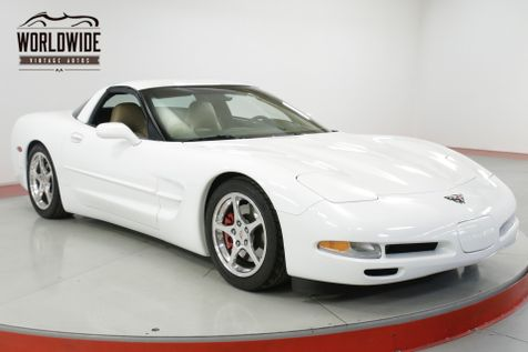 2000 Chevrolet CORVETTE 8K ORIGINAL MILES COLLECTOR GRADE MUST SEE | Denver, CO | Worldwide Vintage Autos in Denver, CO