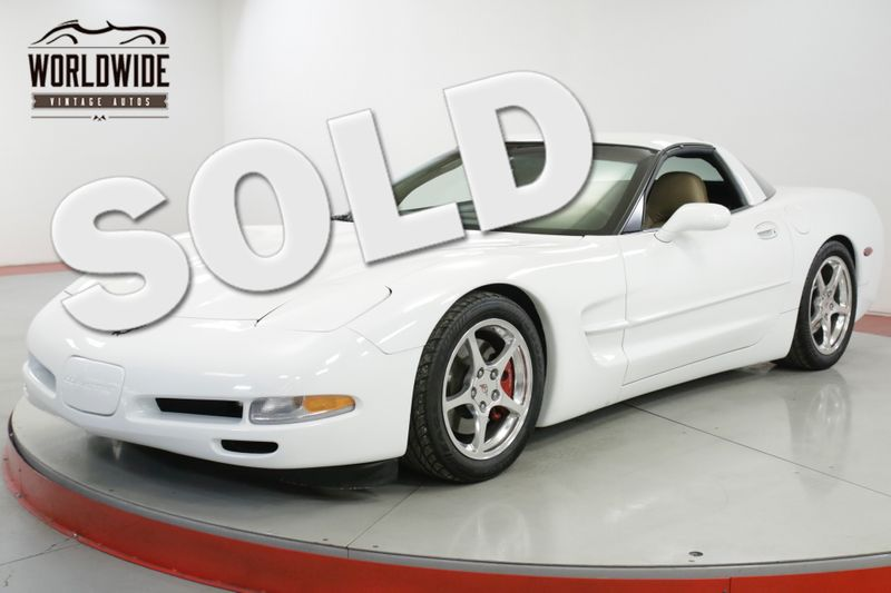 2000 Chevrolet CORVETTE 8K ORIGINAL MILES COLLECTOR GRADE MUST SEE | Denver, CO | Worldwide Vintage Autos