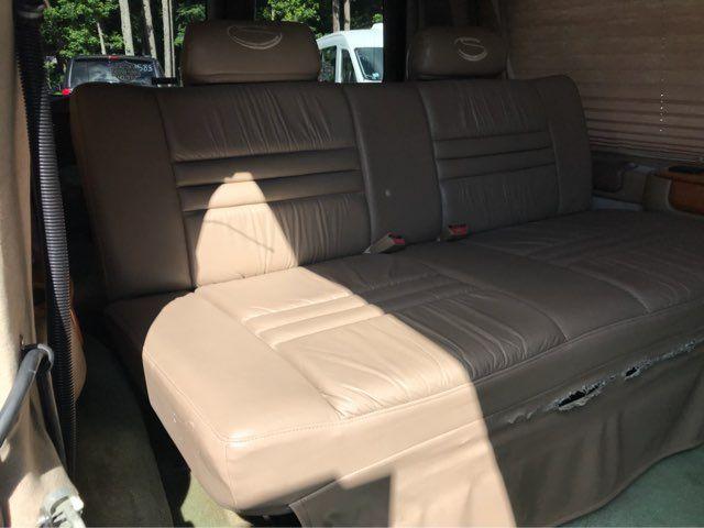 2000 Chevrolet Express Cargo Van handicap wheelchair accessible van Dallas, Georgia 4