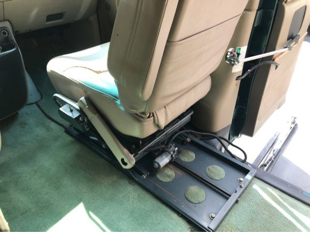 2000 Chevrolet Express Cargo Van handicap wheelchair accessible van Dallas, Georgia 7