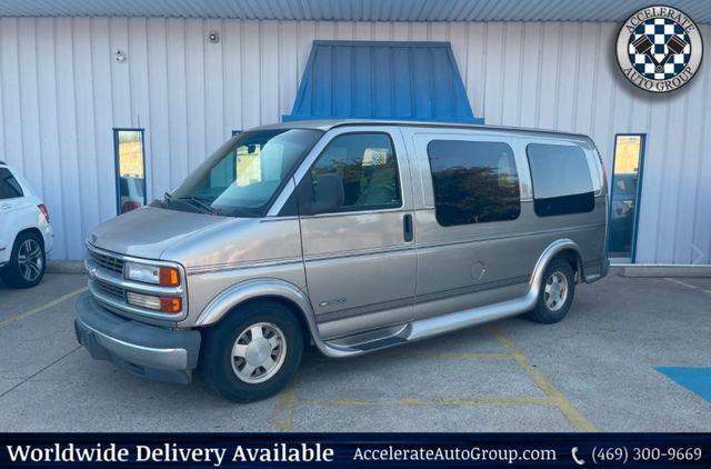 2000 Chevrolet Express Cargo Van w/YF7 in Rowlett