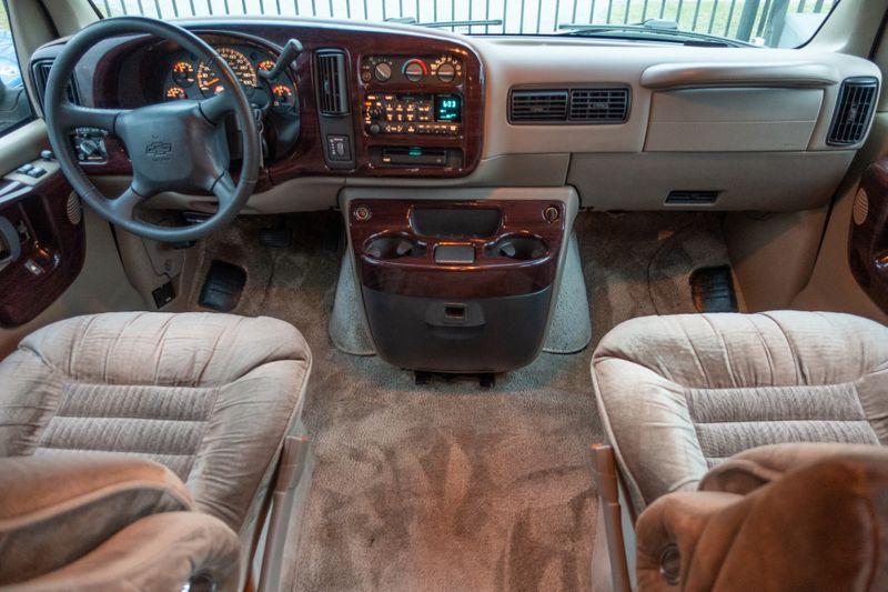 2000 Chevrolet Express Cargo Van wYF7   Texas  EURO 2 MOTORS  in , Texas