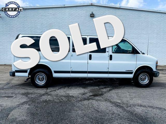 2000 Chevrolet Express Van LS Madison, NC