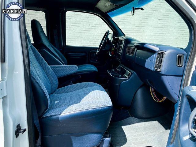 2000 Chevrolet Express Van LS Madison, NC 9