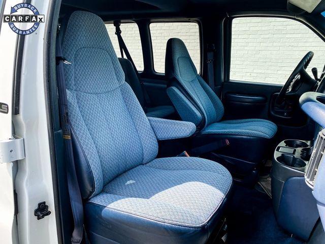 2000 Chevrolet Express Van LS Madison, NC 10