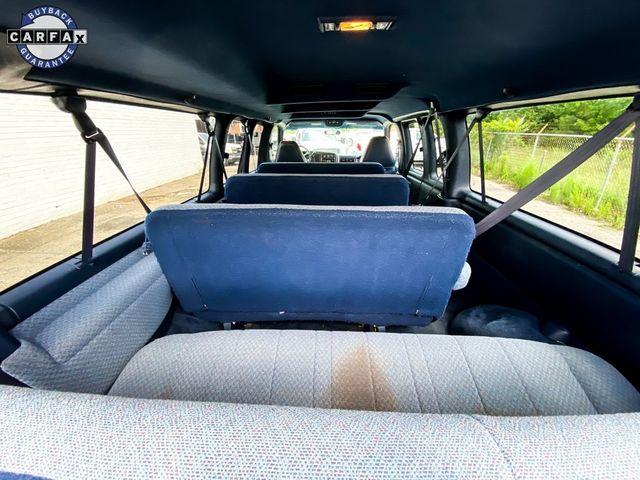 2000 Chevrolet Express Van LS Madison, NC 20