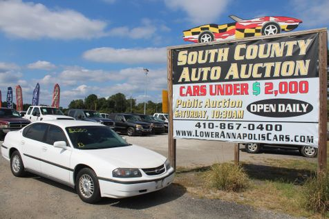 2000 Chevrolet Impala  in Harwood, MD