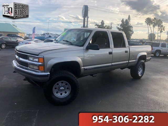2000 Chevrolet K 2500 in FORT LAUDERDALE, FL 33309