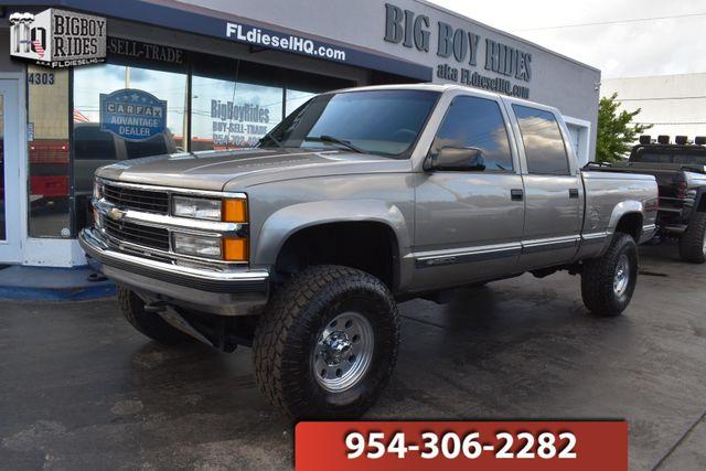 2000 Chevrolet K 2500 LS