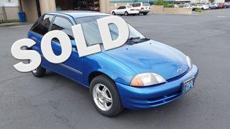 2000 Chevrolet Metro LSi   Ashland, OR   Ashland Motor Company in Ashland OR