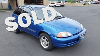 2000 Chevrolet Metro LSi | Ashland, OR | Ashland Motor Company in Ashland OR