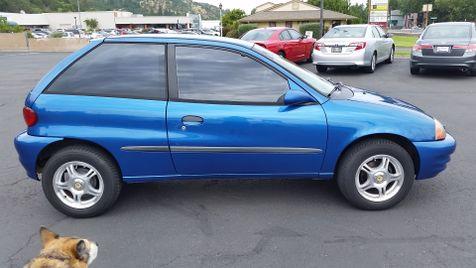 2000 Chevrolet Metro LSi   Ashland, OR   Ashland Motor Company in Ashland, OR