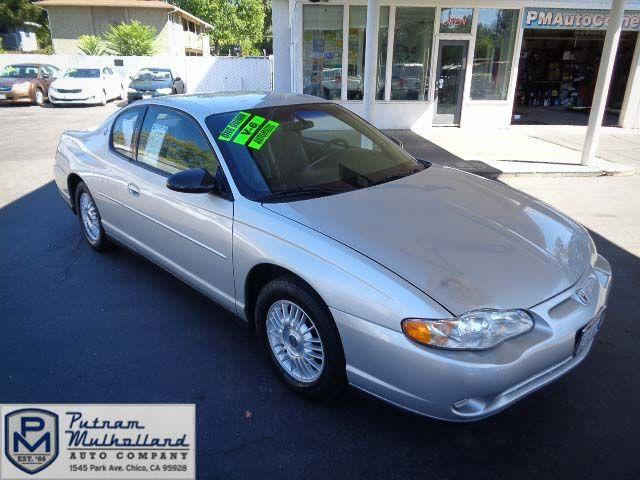 2000 Chevrolet Monte Carlo LS in Chico, CA 95928