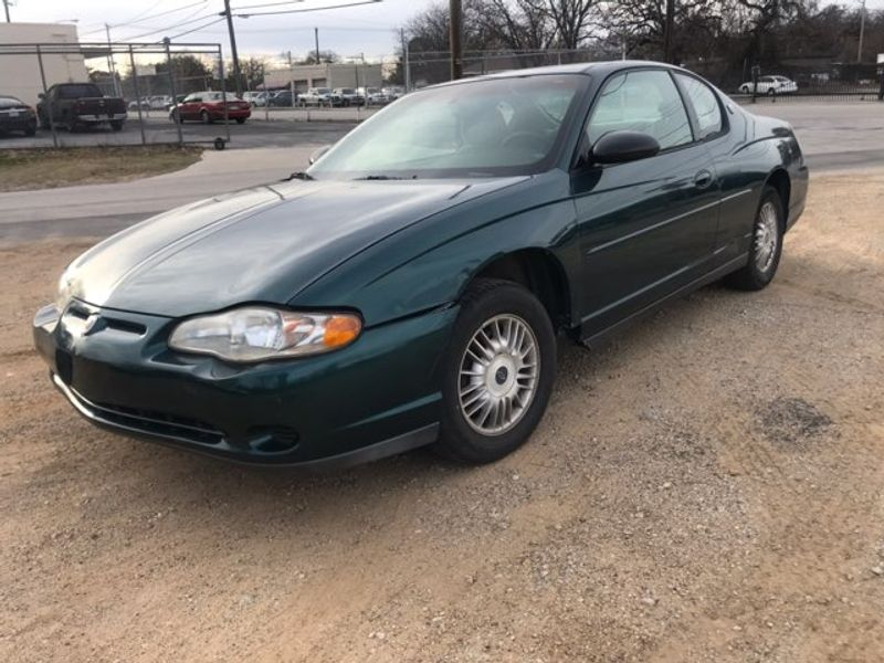 2000 Chevrolet Monte Carlo LS   Ft. Worth, TX   Auto World Sales in Ft. Worth TX