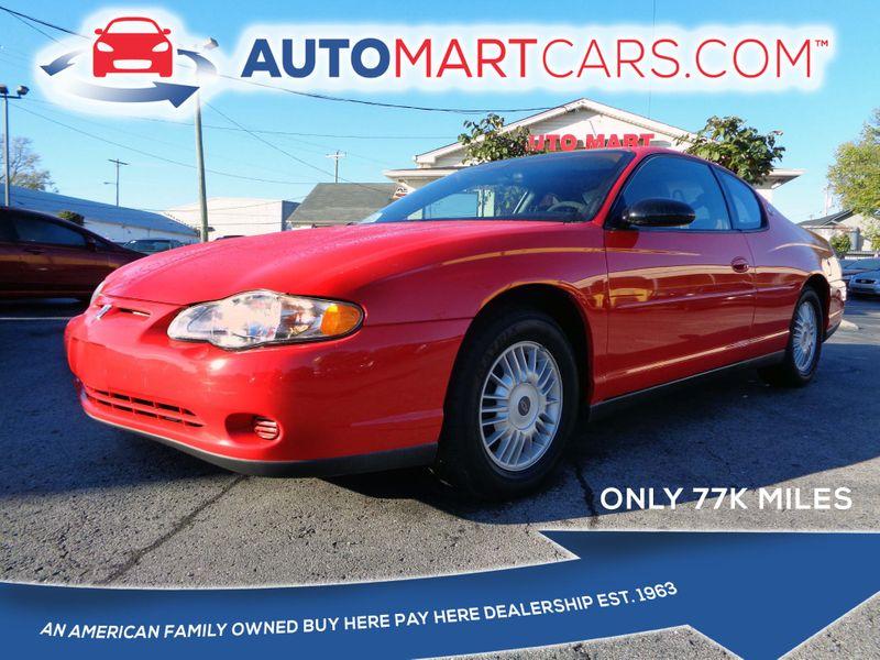 2000 Chevrolet Monte Carlo LS | Nashville, Tennessee | Auto Mart Used Cars Inc. in Nashville Tennessee