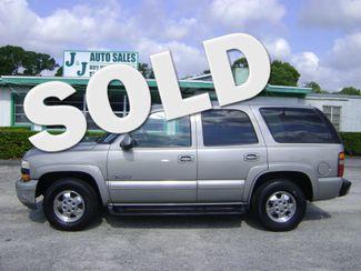 2000 Chevrolet New Tahoe in Fort Pierce, FL