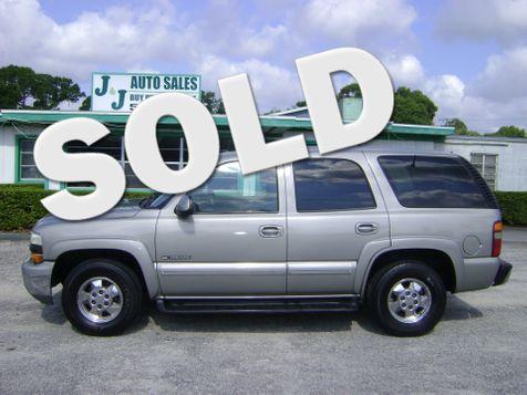 2000 Chevrolet New Tahoe LT 4X4 in Fort Pierce, FL