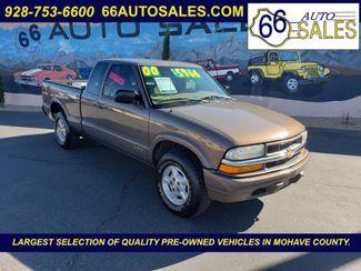 2000 Chevrolet S-10 LS 4x4 in Kingman, Arizona 86401