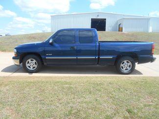 2000 Chevrolet Silverado 1500 LS Blanchard, Oklahoma