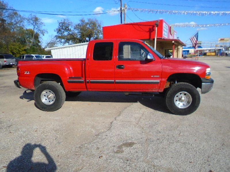 2000 Chevrolet Silverado 1500 LS   Fort Worth, TX   Cornelius Motor Sales in Fort Worth TX