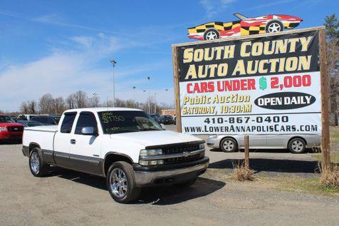 2000 Chevrolet Silverado 1500 LS in Harwood, MD