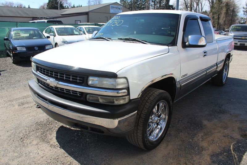 2000 Chevrolet Silverado 1500 LS  city MD  South County Public Auto Auction  in Harwood, MD