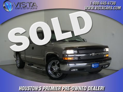 2000 Chevrolet Silverado 1500 LS in Houston, Texas