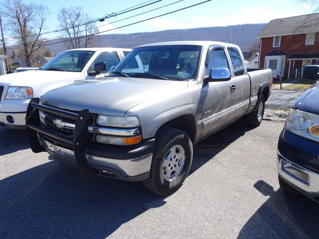 2000 Chevrolet Silverado 1500 LS in Lock Haven, PA 17745