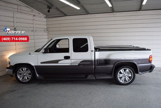 2000 Chevrolet Silverado 1500 LS in McKinney Texas, 75070