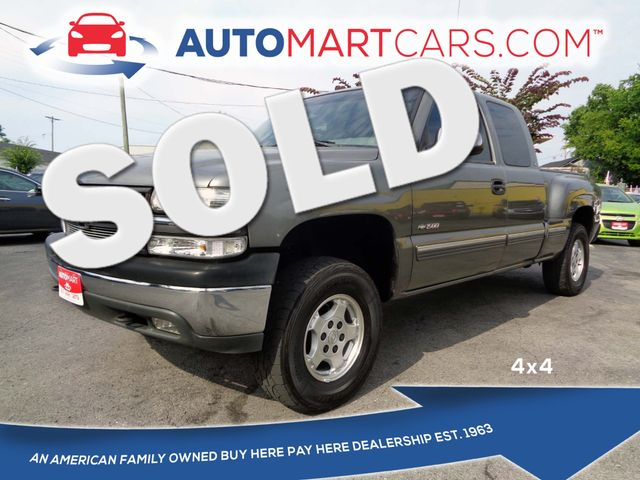 2000 Chevrolet Silverado 1500 LS   Nashville, Tennessee   Auto Mart Used Cars Inc. in Nashville Tennessee